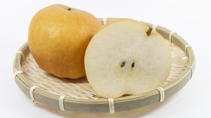 良い梨の選び方