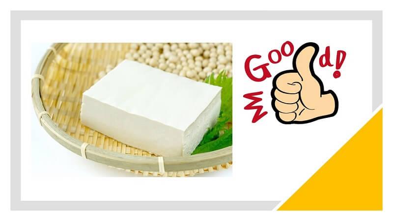 いい豆腐の選び方
